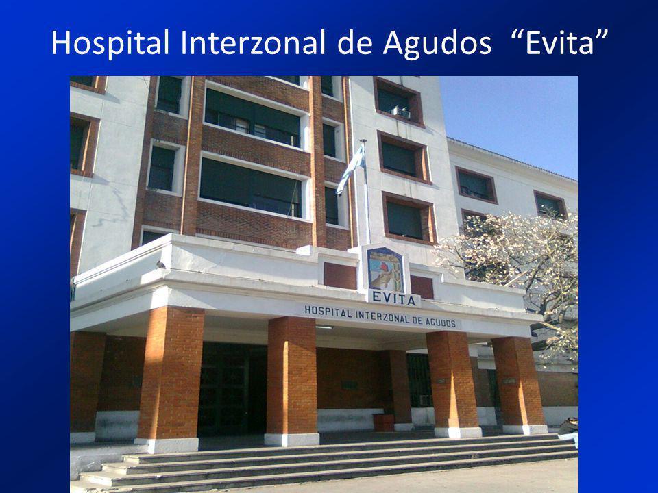 Hospital Interzonal de Agudos Evita