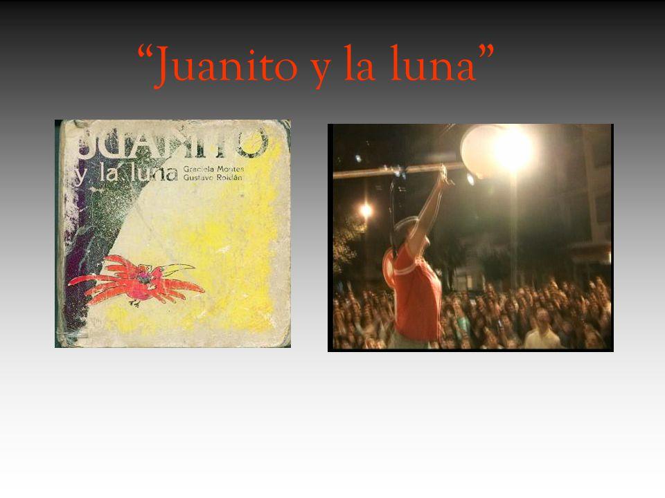 Juanito y la luna