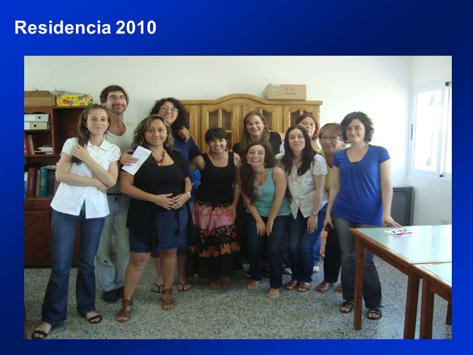 Residencia 2010
