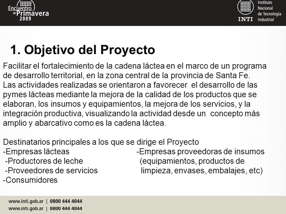 1. Objetivo del Proyecto