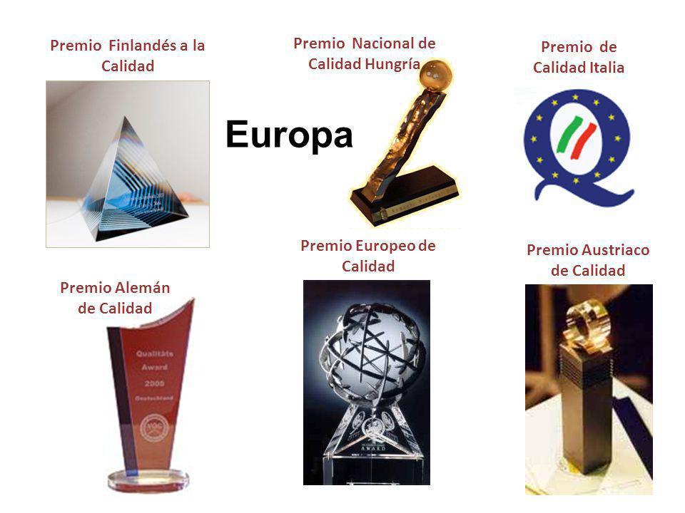 Europa Premio Nacional de Calidad Hungría
