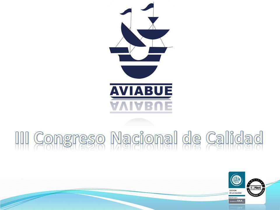 III Congreso Nacional de Calidad