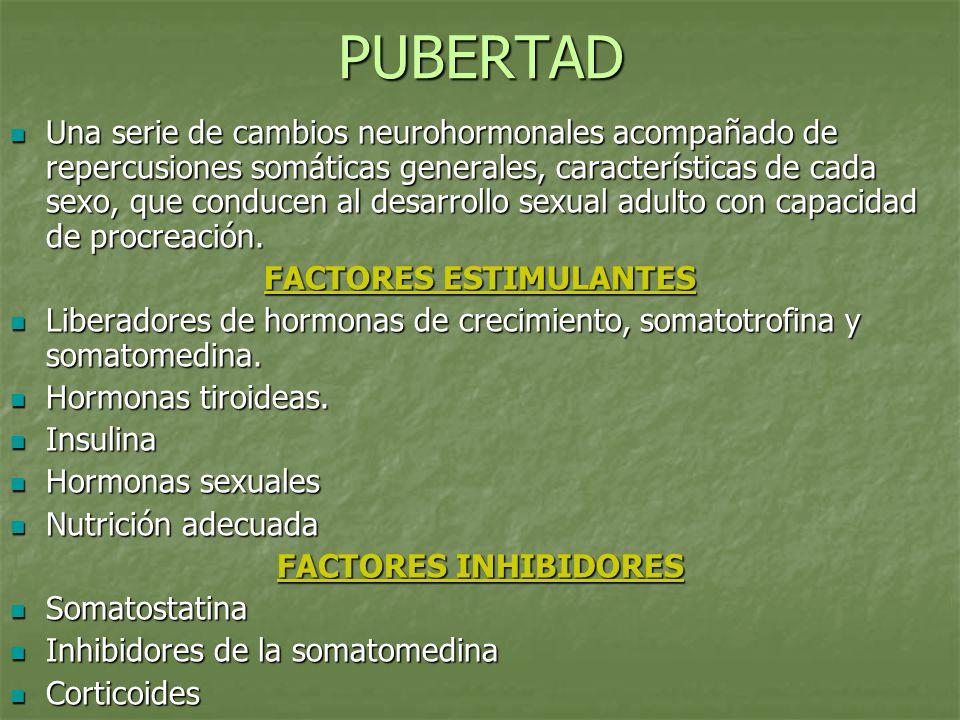 FACTORES ESTIMULANTES