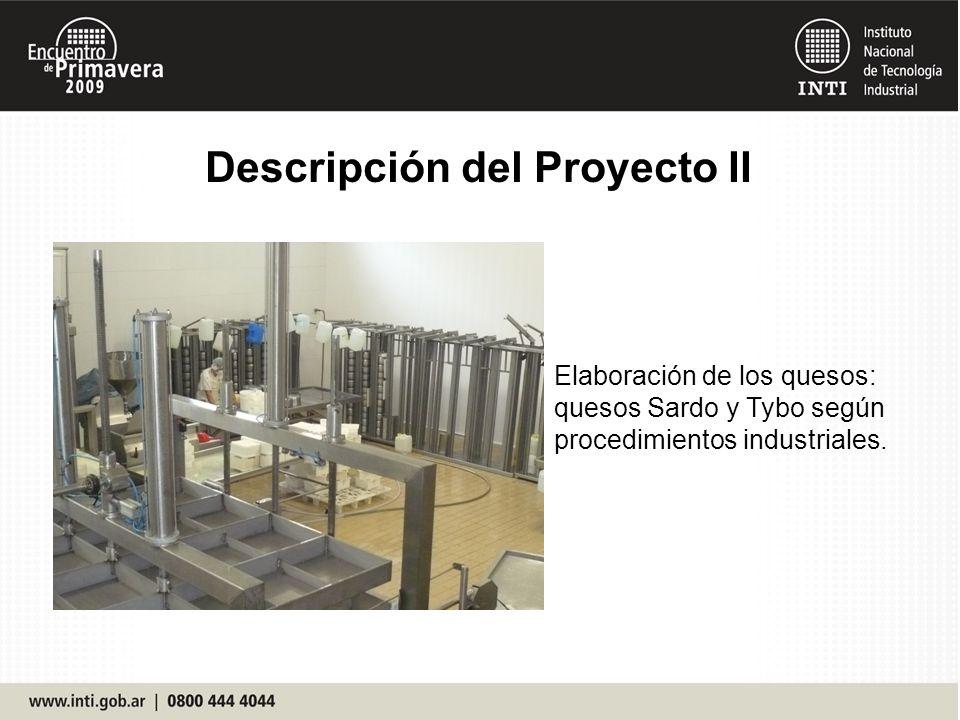 Descripción del Proyecto II