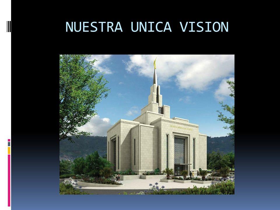 NUESTRA UNICA VISION