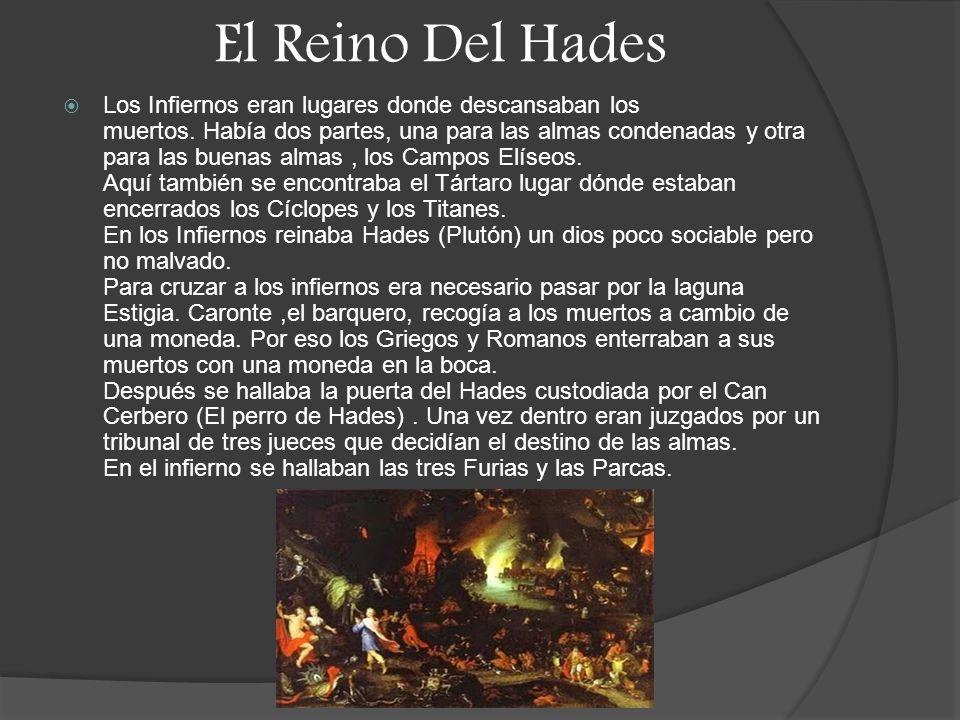 El Reino Del Hades