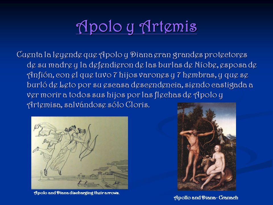 Apolo y Artemis