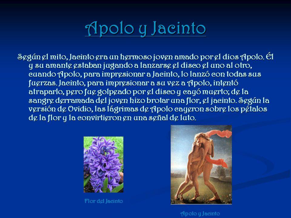 Apolo y Jacinto