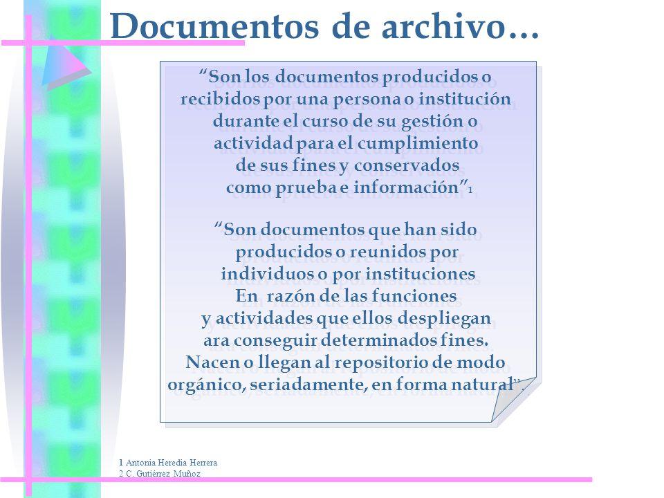 Documentos de archivo…