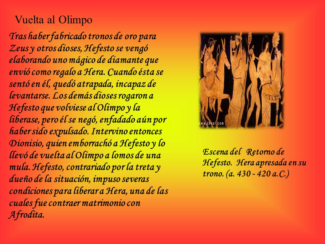 Vuelta al Olimpo
