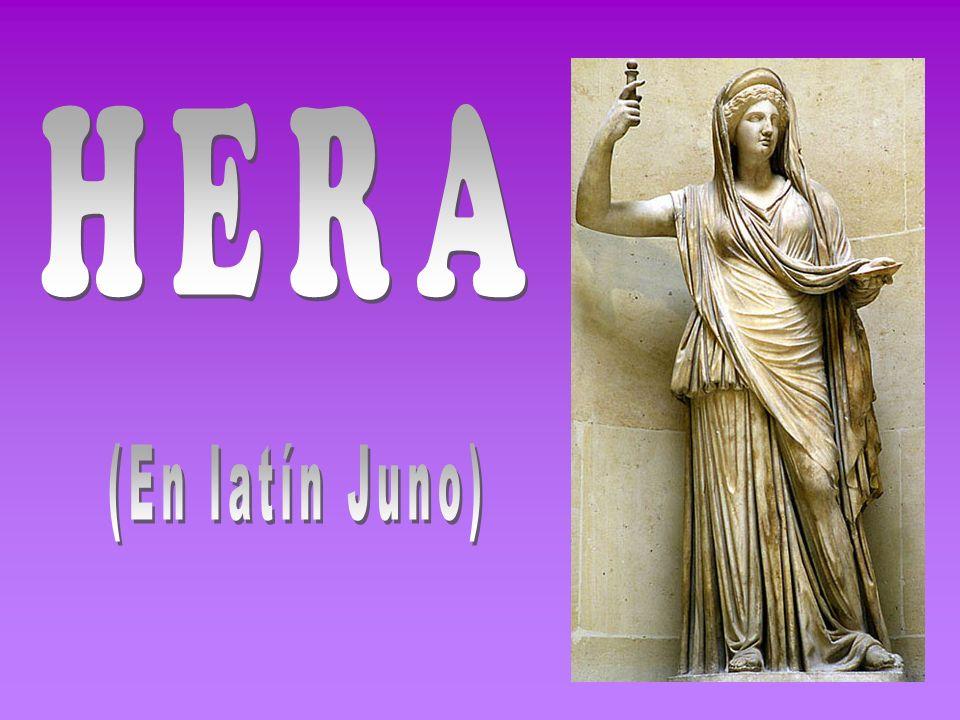 HERA (En latín Juno)