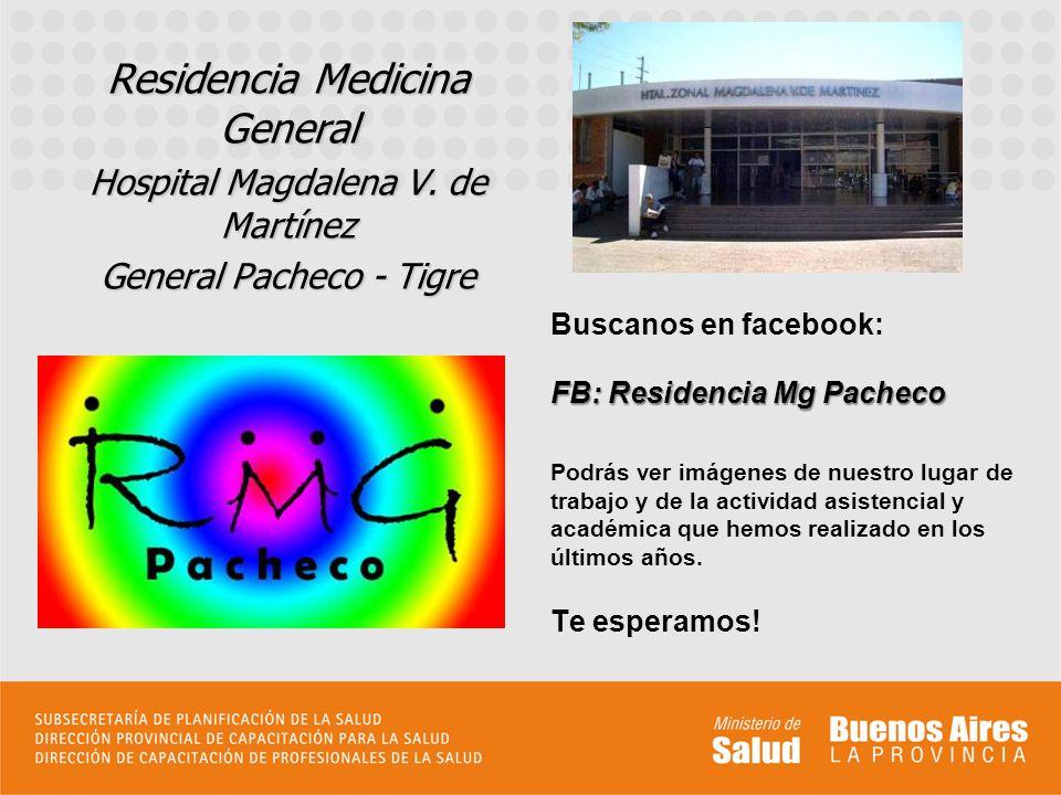 Residencia Medicina General
