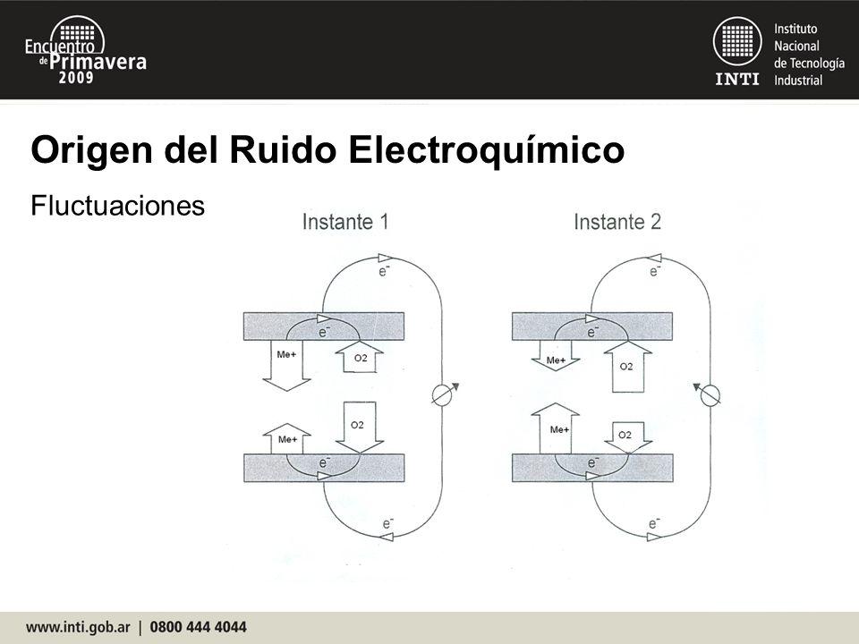 Origen del Ruido Electroquímico