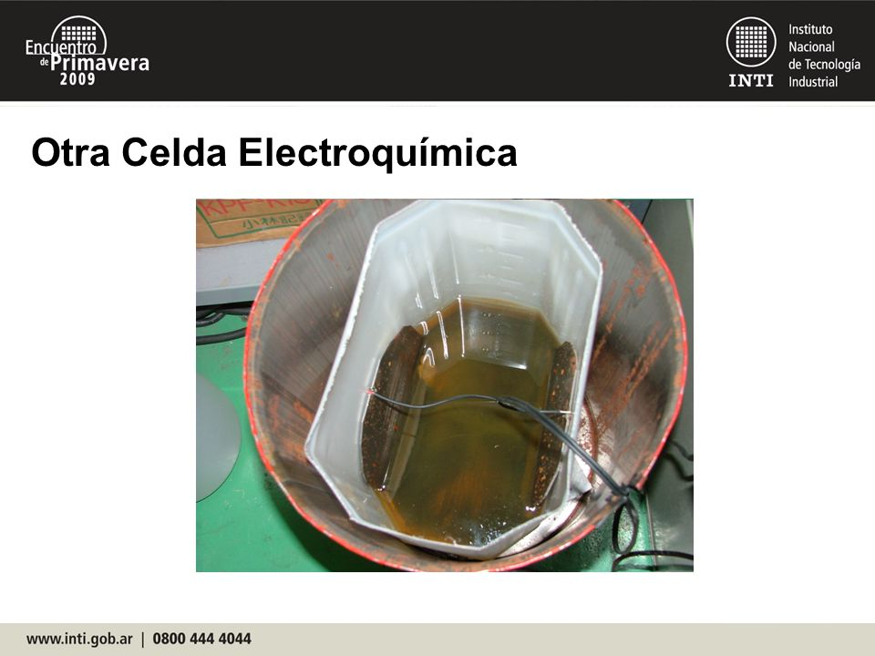 Otra Celda Electroquímica