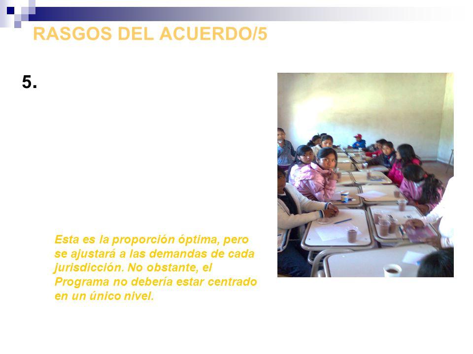 RASGOS DEL ACUERDO/5
