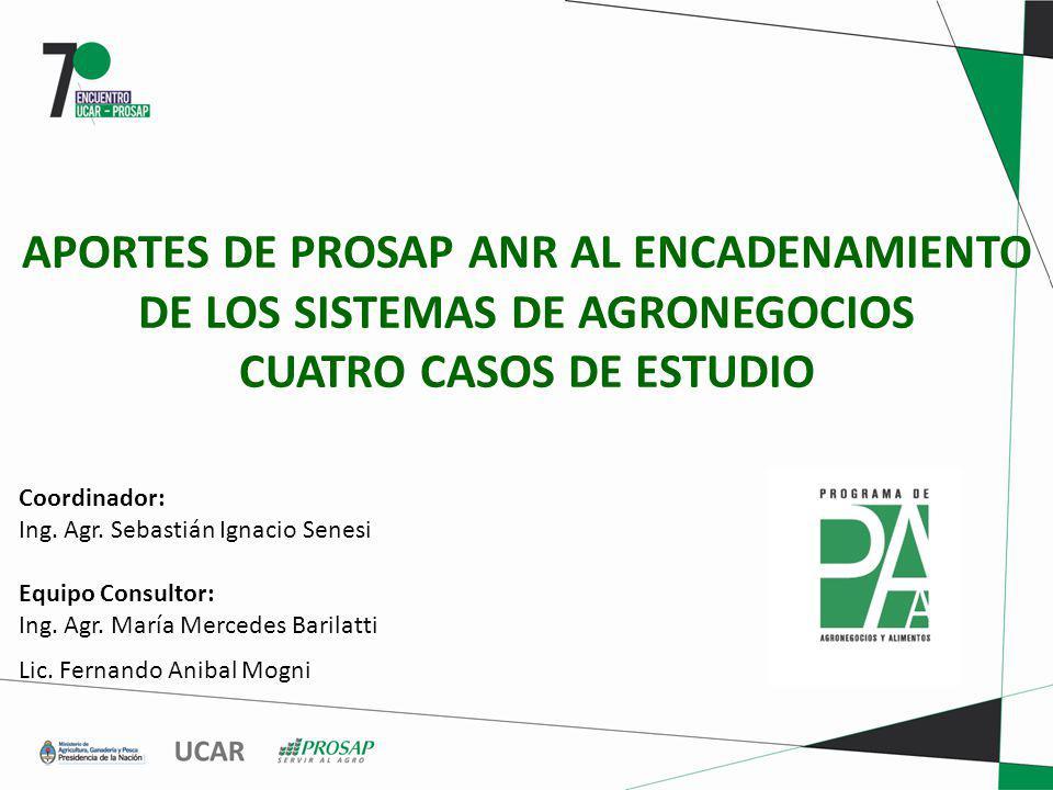CUATRO CASOS DE ESTUDIO
