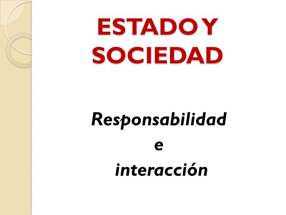Responsabilidad e interacción