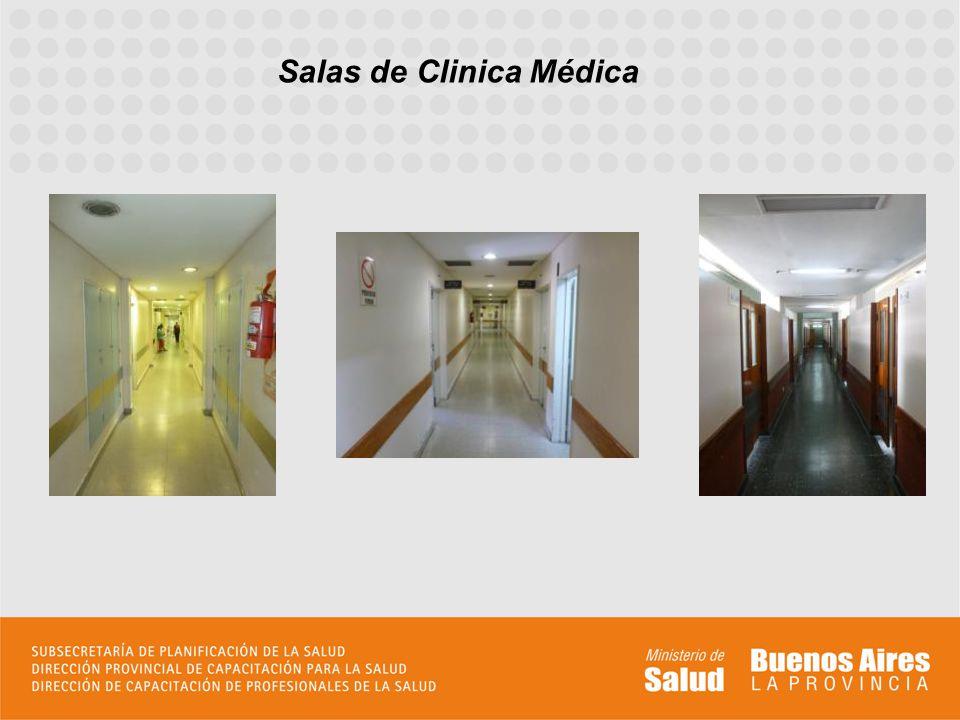 Salas de Clinica Médica