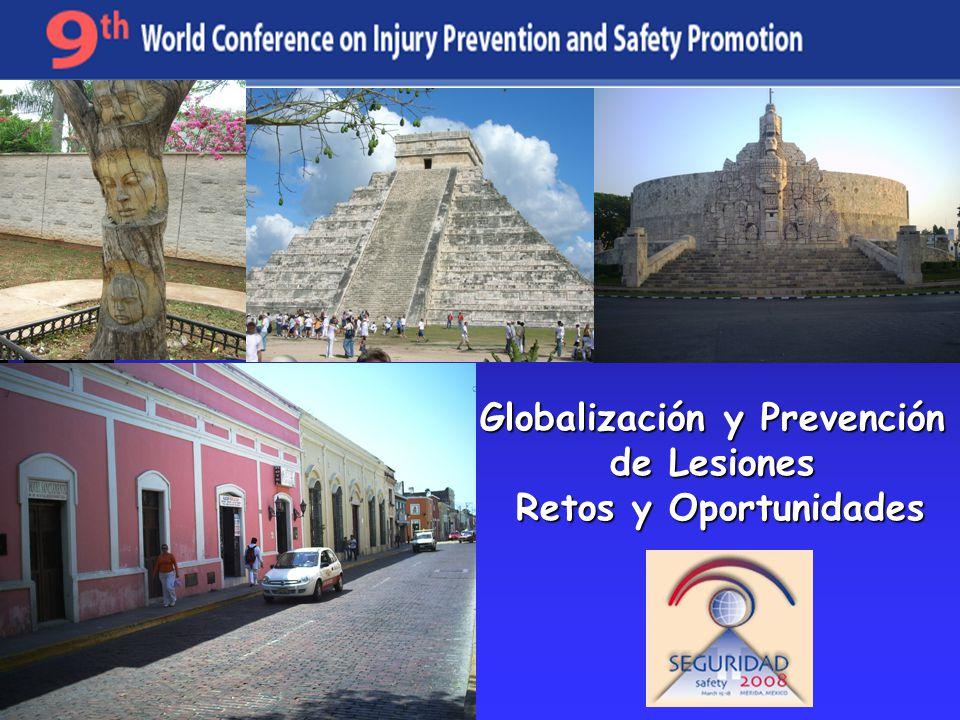 Globalización y Prevención de Lesiones