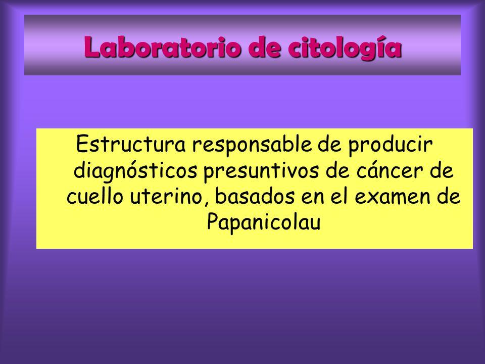 Laboratorio de citología
