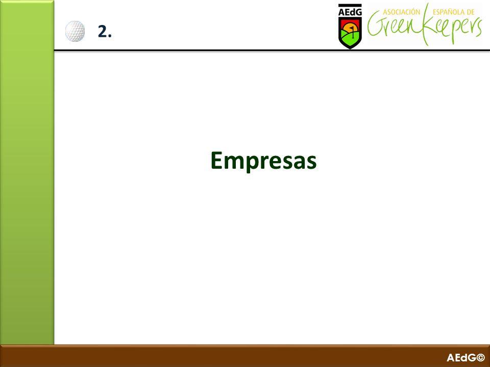 2. Empresas AEdG©