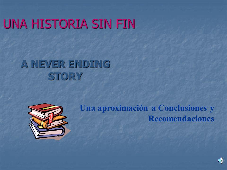 UNA HISTORIA SIN FIN A NEVER ENDING STORY