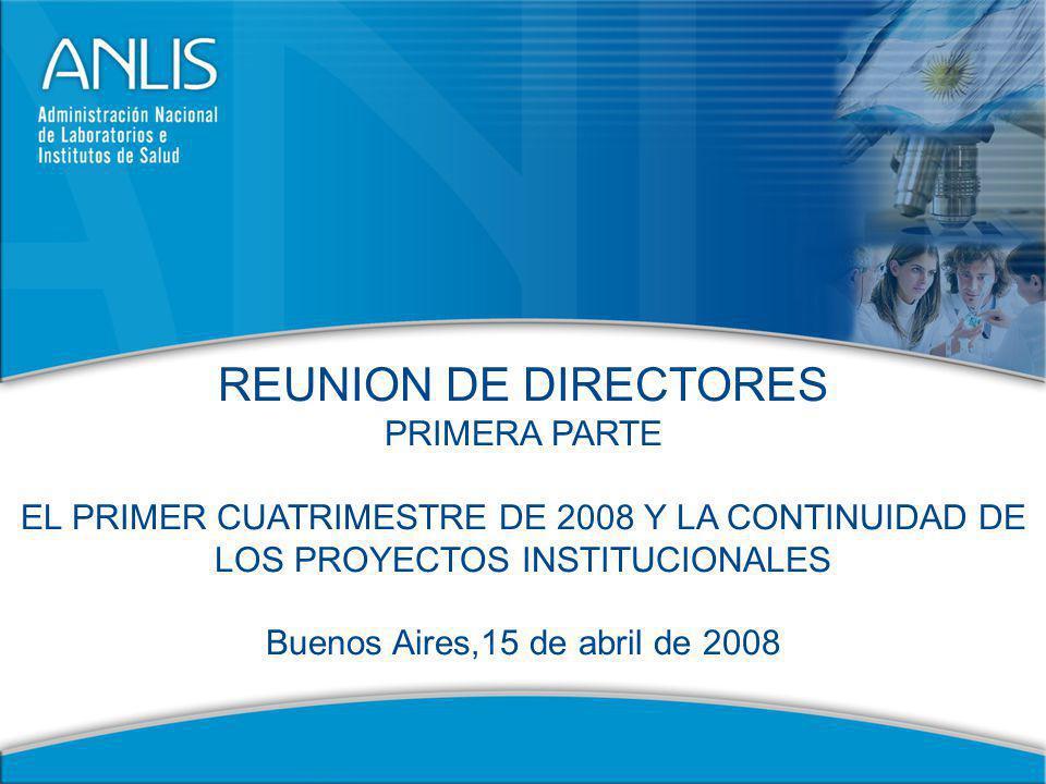 Buenos Aires,15 de abril de 2008