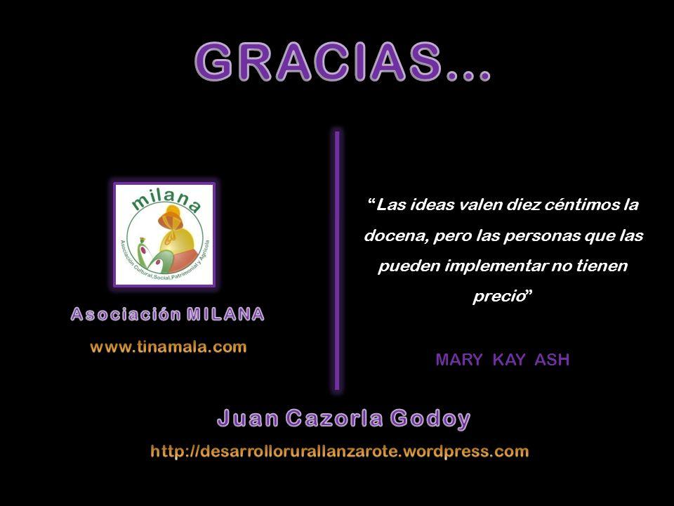 GRACIAS… Juan Cazorla Godoy