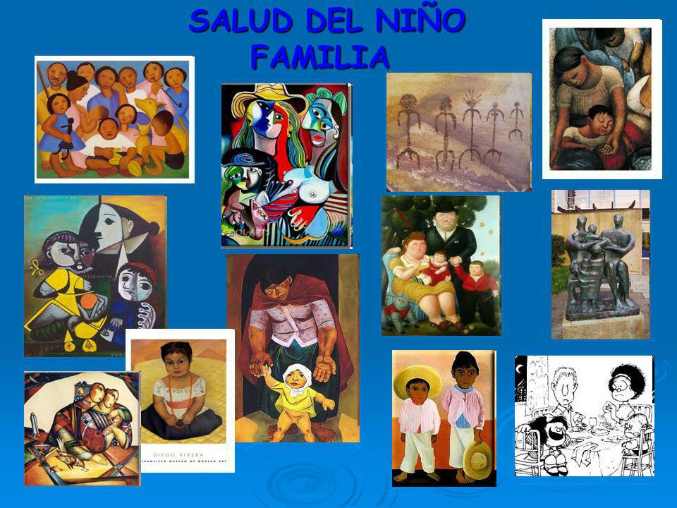 SALUD DEL NIÑO FAMILIA