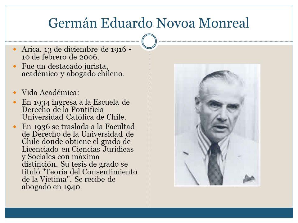 Germán Eduardo Novoa Monreal