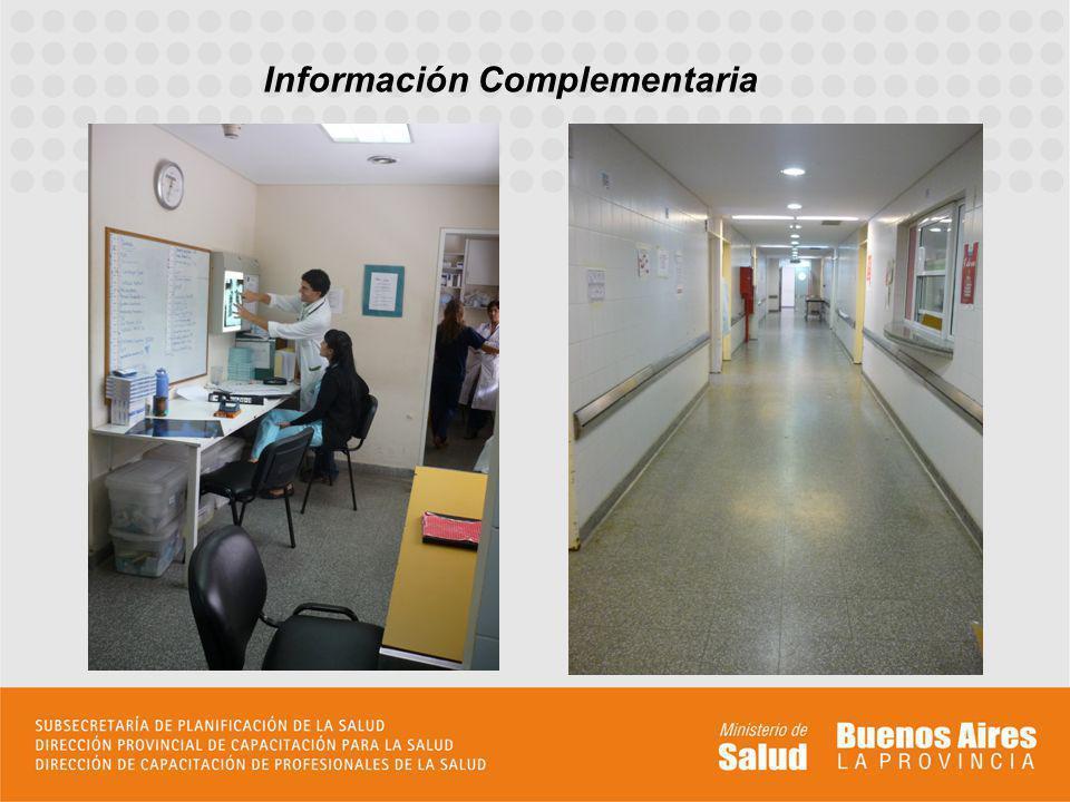 Información Complementaria