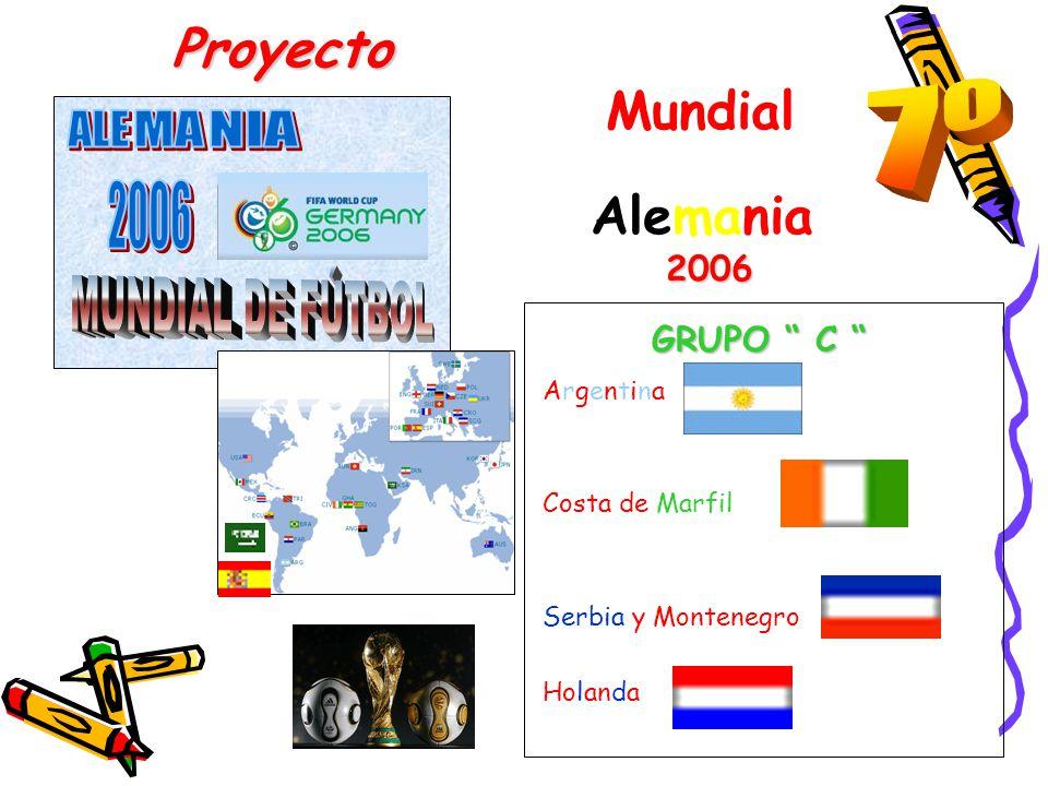 Proyecto Mundial Alemania 2006
