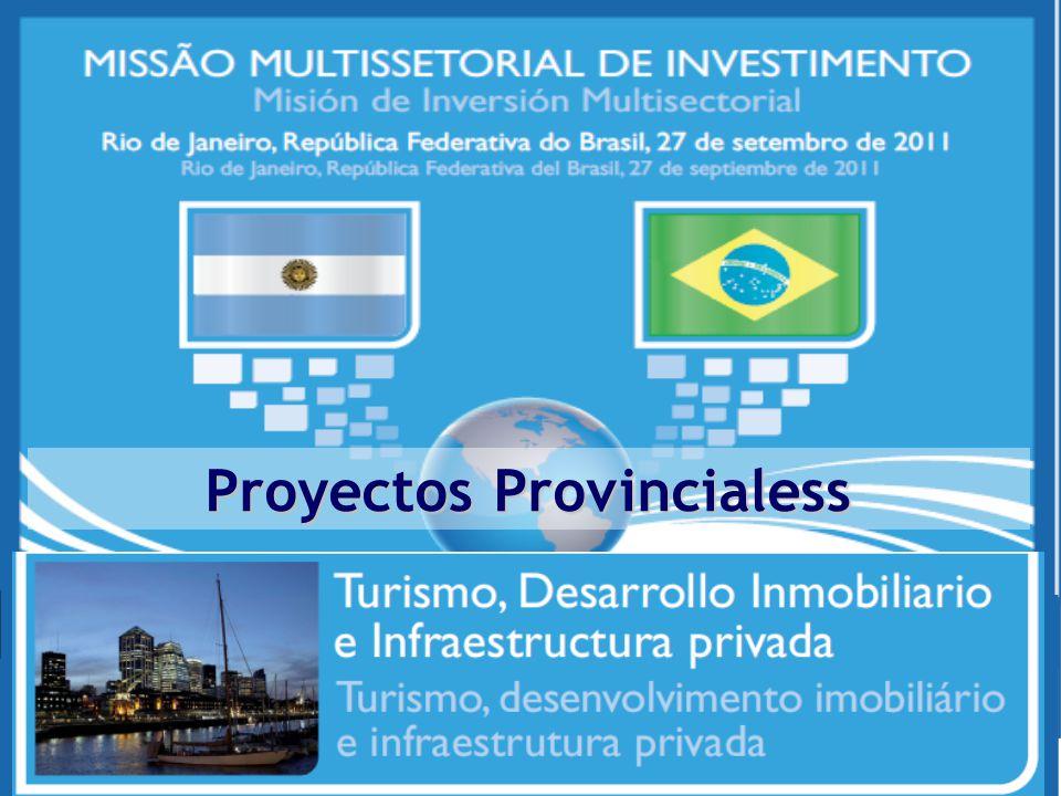 Proyectos Provincialess