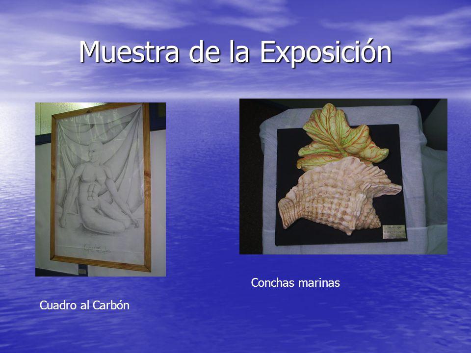 Muestra de la Exposición