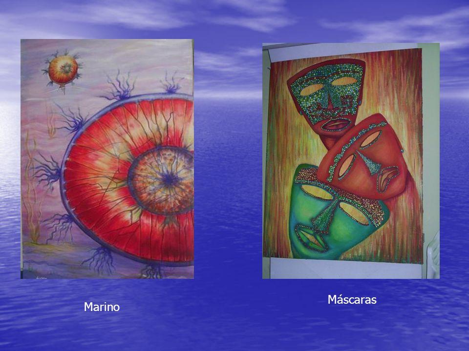 Máscaras Marino