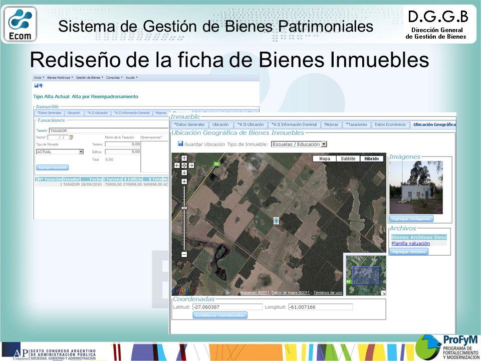 Sistema de Gestión de Bienes Patrimoniales