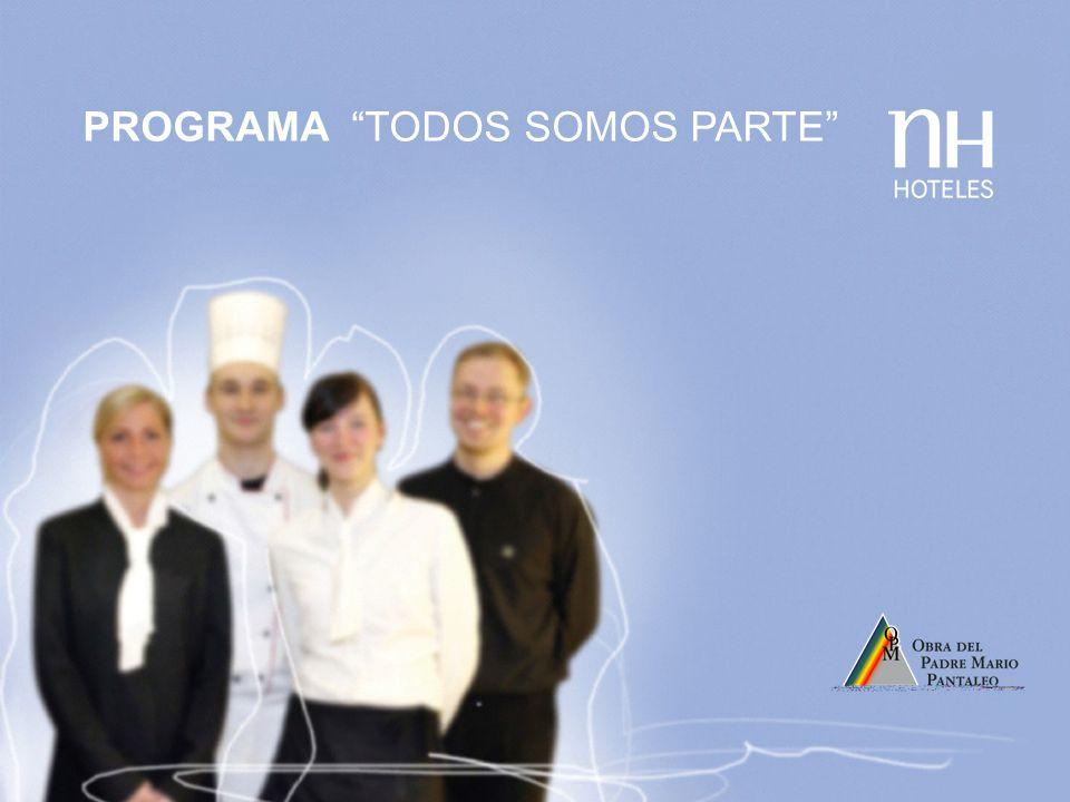 PROGRAMA TODOS SOMOS PARTE