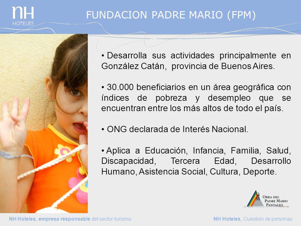 FUNDACION PADRE MARIO (FPM)