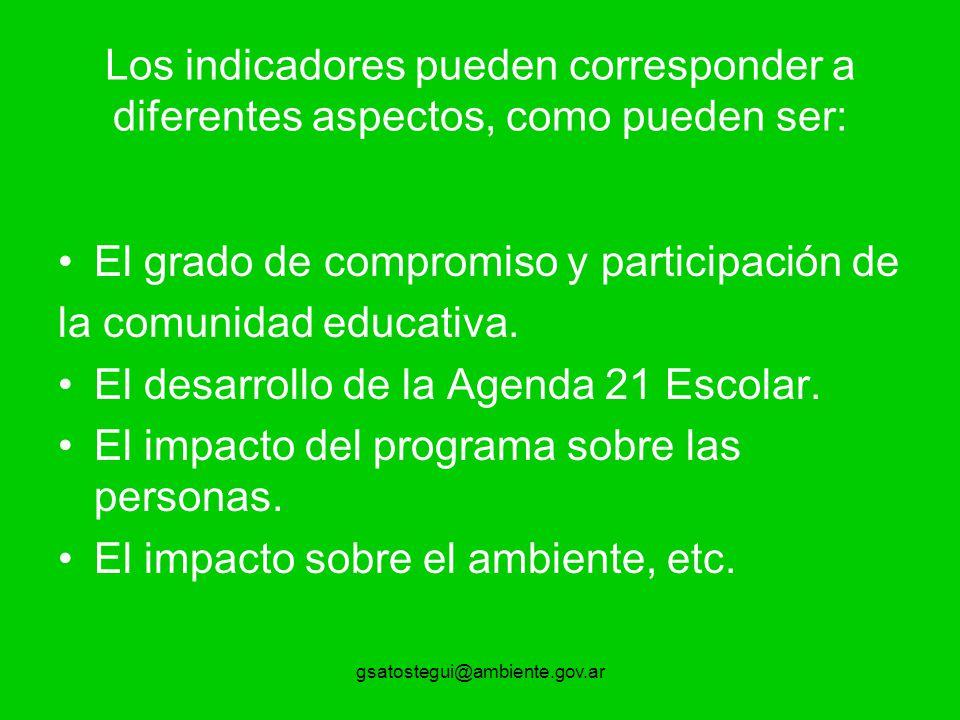 El grado de compromiso y participación de la comunidad educativa.