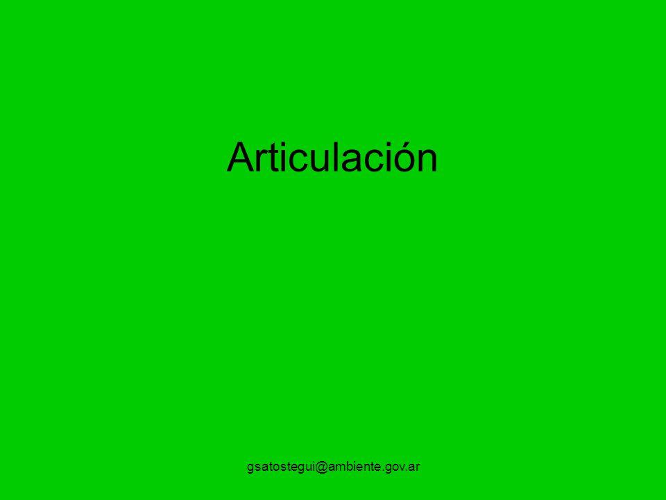 Articulación gsatostegui@ambiente.gov.ar