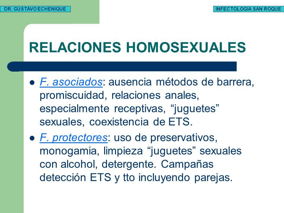 RELACIONES HOMOSEXUALES