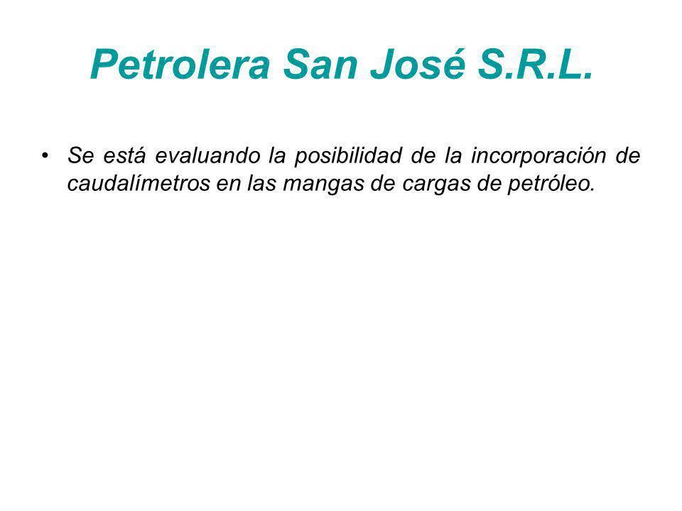 Petrolera San José S.R.L.