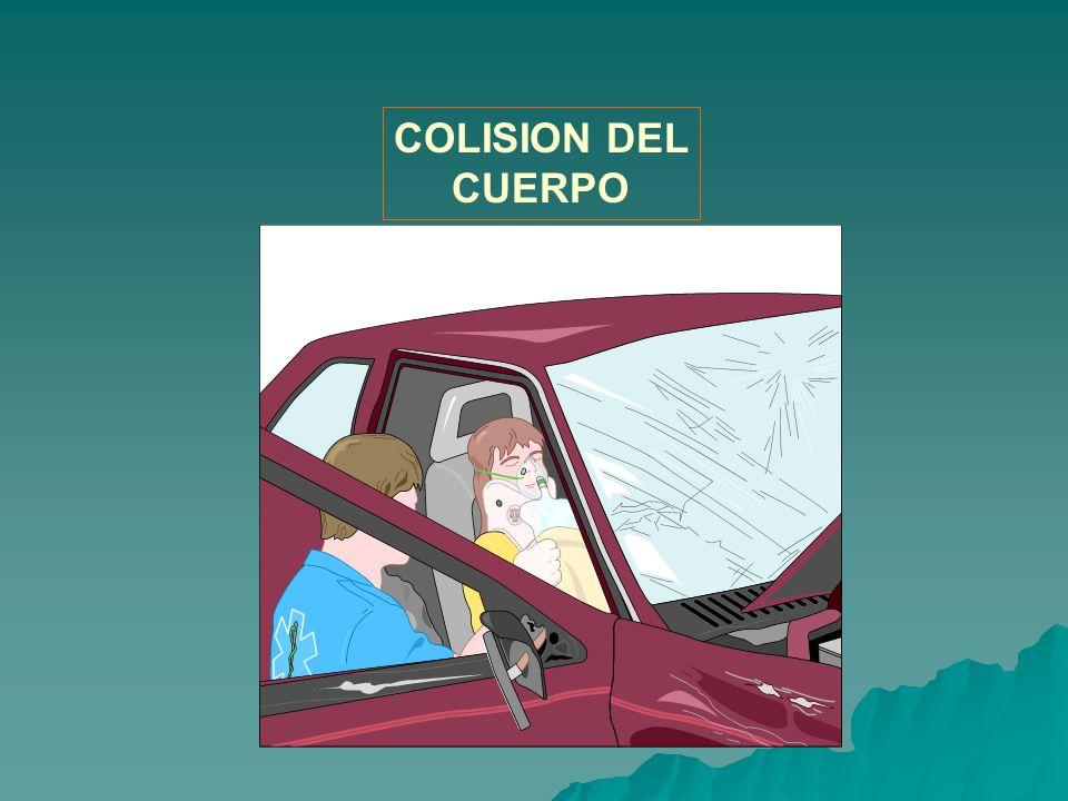 COLISION DEL CUERPO
