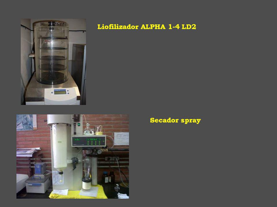 Liofilizador ALPHA 1-4 LD2