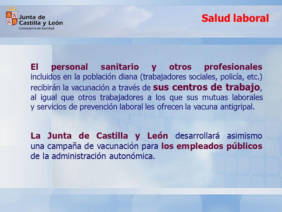 Salud laboral