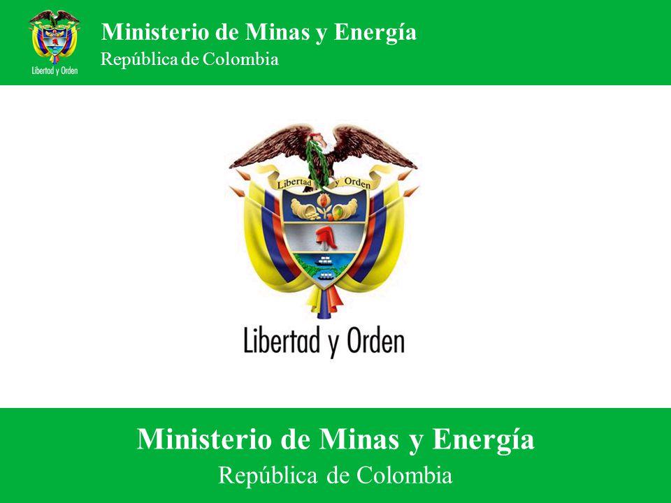 Ministerio de minas y energ a ppt descargar for Ministerio de minas