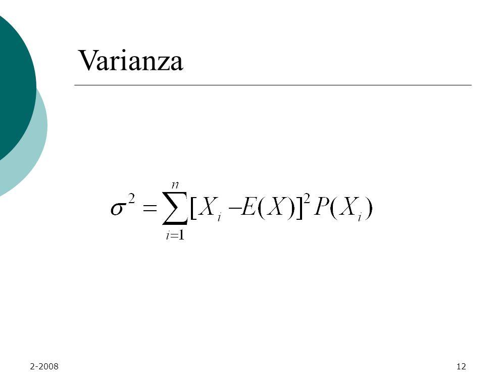 Varianza 2-2008