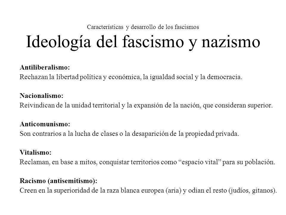 Racismo (antisemitismo):