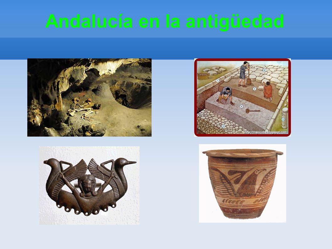 Andalucía en la antigüedad
