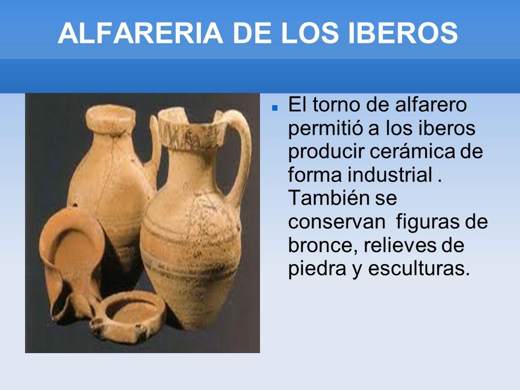 ALFARERIA DE LOS IBEROS